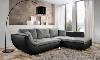 canape tissu design italien. Black Bedroom Furniture Sets. Home Design Ideas