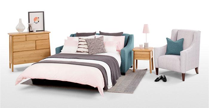 canap s bleu vert et vert bleu mobilier canape deco. Black Bedroom Furniture Sets. Home Design Ideas