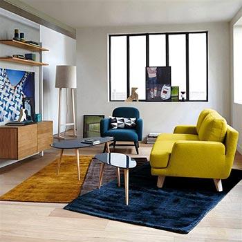 Ampm la redoute mobilier for Replique mobilier design