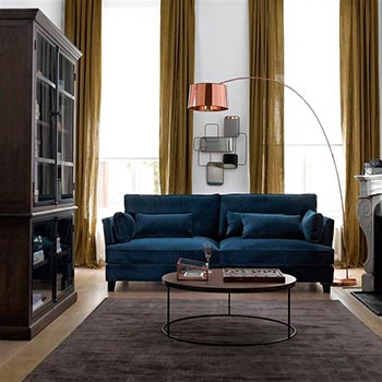 canape velours bleu paon canap canap design d co canape velours bleu paon pau 23 paul pogba. Black Bedroom Furniture Sets. Home Design Ideas