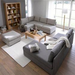 Canap modulable 5 l ments 12 coloris mobilier - La redoute bensimon meubles ...