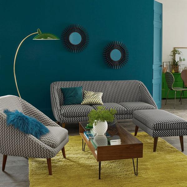 un adorable canap vintage petit prix mobilier canape deco. Black Bedroom Furniture Sets. Home Design Ideas