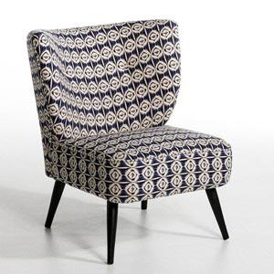fauteuil crapaud imprime maison design. Black Bedroom Furniture Sets. Home Design Ideas