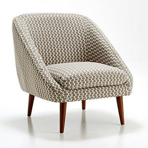 un fauteuil imprim a change tout mobilier canape deco. Black Bedroom Furniture Sets. Home Design Ideas