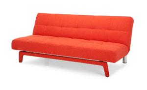 Top 5 canap s en soldes mobilier canape deco - Canape convertible orange ...