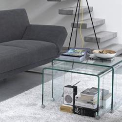 Comment choisir sa table basse mobilier canape deco - Table gigogne la redoute ...