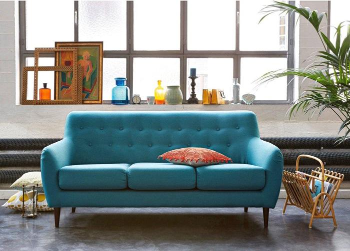 Tendance deco comment jouer le rotin mobilier canape for Deco cuisine pour salon en rotin