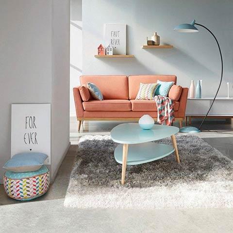 Tuto Deco 1 Style Scandinave Mobilier Canape Deco