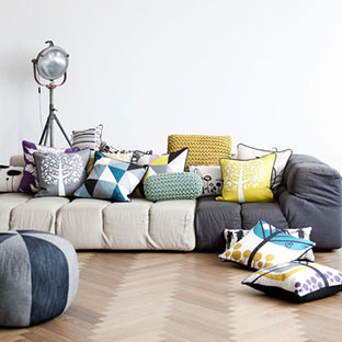 coussins ferm living madeindesign