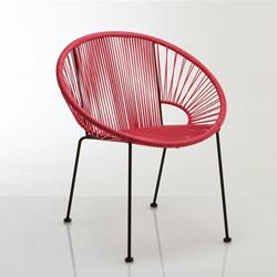 Chaise de jardin en rsine tresse affordable chaises - Mobilier de jardin resine tressee pas cher vitry sur seine ...