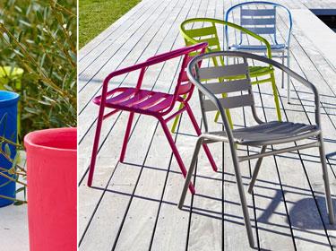Mobilier de jardin design - Mobilier Canape Deco