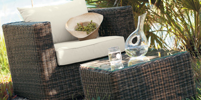 Le mobilier de jardin : salle à manger, salon de jardin ...