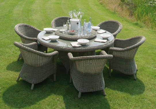 Best Table De Jardin Ronde En Resine Blanche Ideas - Amazing House ...
