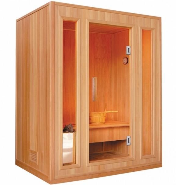 sauna traditionnel mobilier canape deco. Black Bedroom Furniture Sets. Home Design Ideas