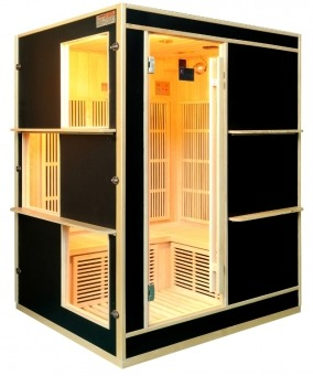 Sauna design mobilier canape deco - Achat sauna infrarouge ...