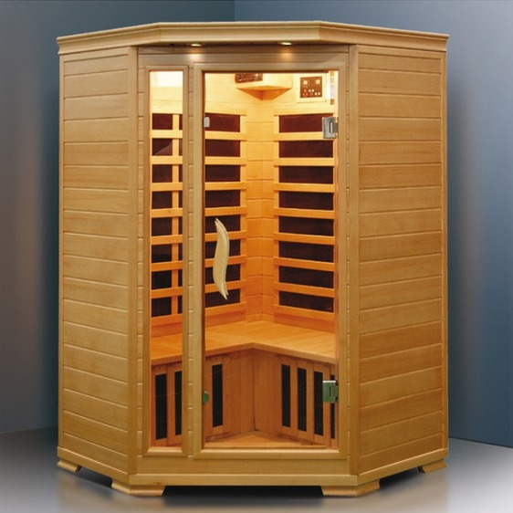 sauna infrarouge mobilier canape deco. Black Bedroom Furniture Sets. Home Design Ideas