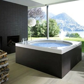 spa jacuzzi mobilier canape deco. Black Bedroom Furniture Sets. Home Design Ideas