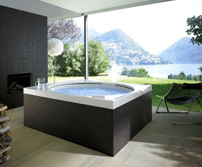 installer un spa domicile mobilier canape deco. Black Bedroom Furniture Sets. Home Design Ideas