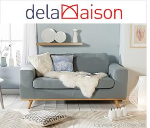delamaison mobilier canape deco. Black Bedroom Furniture Sets. Home Design Ideas