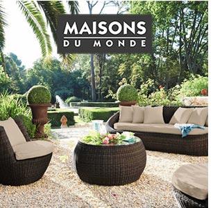 Awesome Salon Jardin Rotin Maison Du Monde Contemporary - Amazing ...