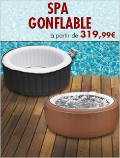 vente unique spa gonflable