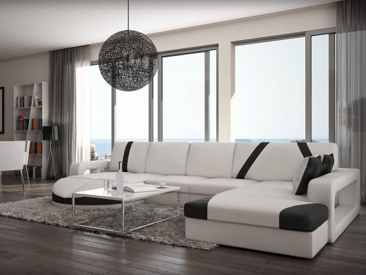 le canap panoramique mobilier canape deco. Black Bedroom Furniture Sets. Home Design Ideas