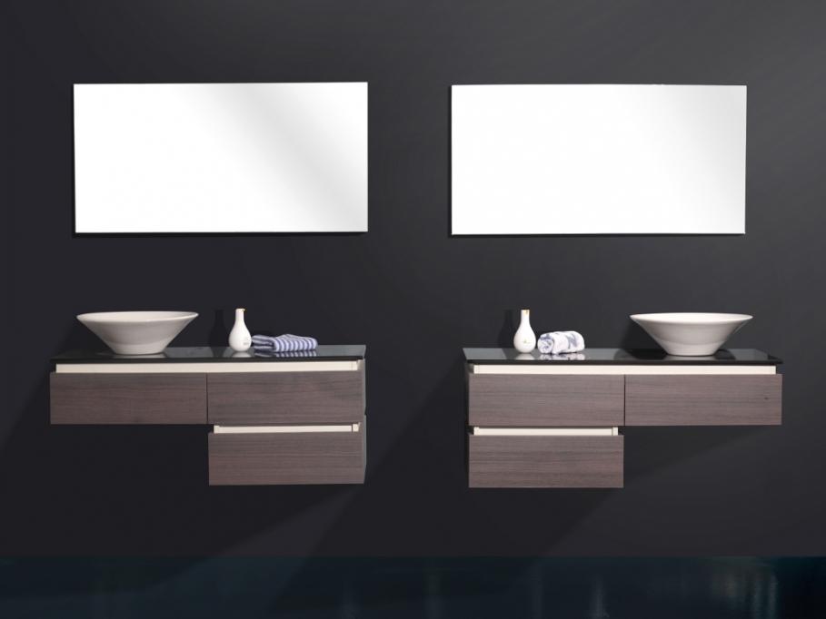 Mobilier salle de bain mobilier canape deco for Meuble bois pour salle de bain