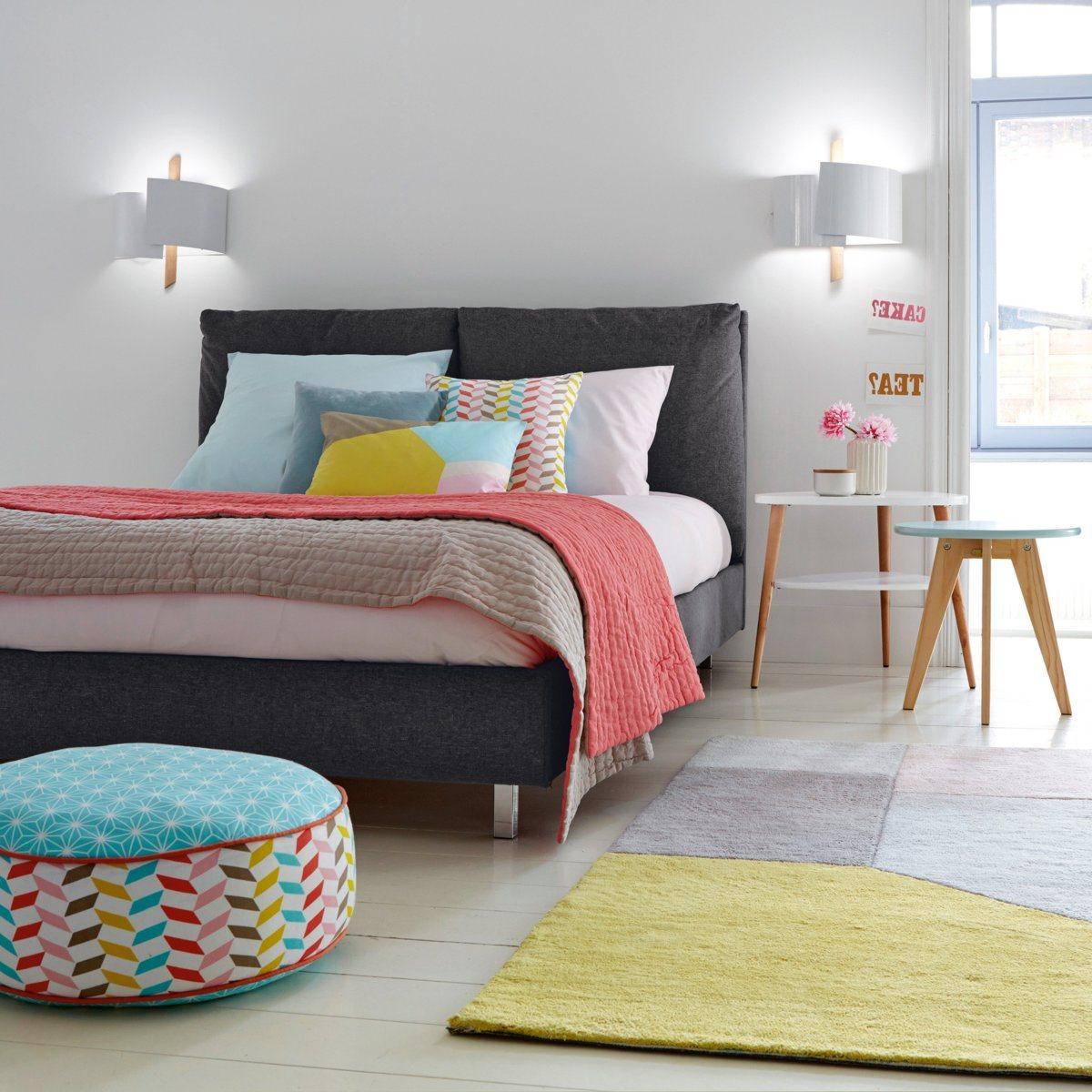 La Redoute Ameublement Chambre couleurs de la chambre - mobilier canape deco