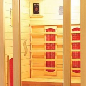 Salle de bain sauna spa hammam mobilier canape deco - Achat sauna infrarouge ...