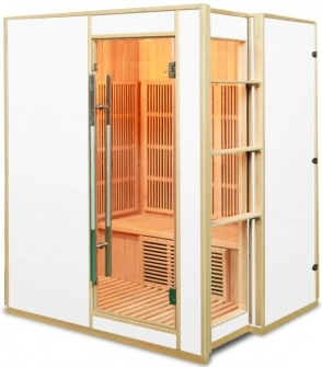 Sauna traditionnel sauna infrarouge mobilier canape deco - Achat sauna belgique ...